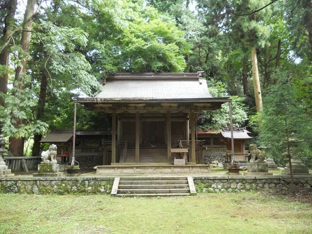 飛鳥川上坐宇須多伎比売命神社
