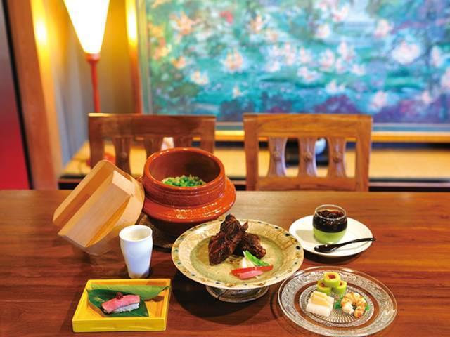 日本料理 萩王