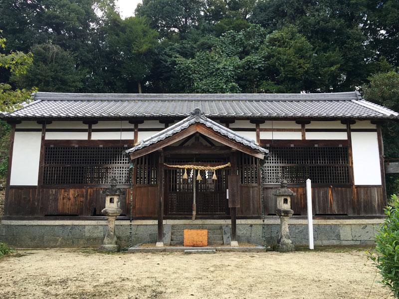 甘樫坐神社