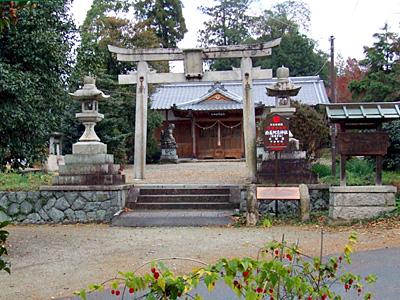 於美阿志神社