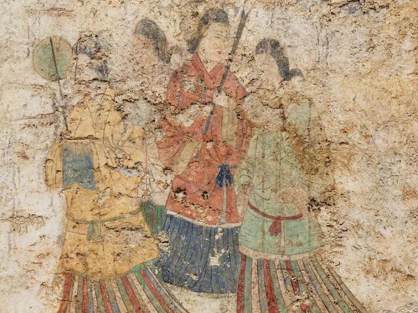 第17回 国宝キトラ古墳壁画の公開